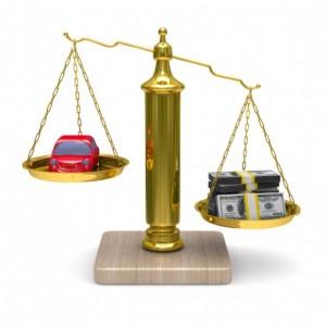 wat is mijn auto waard